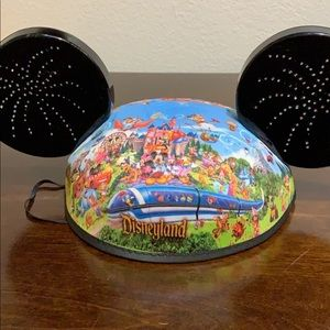 Mickey Character Castle Light Up hat